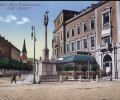 "Ljubljana, Maria Theresienstrasse, Café ""Europa"", 1911."