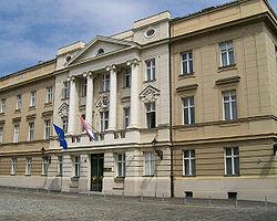 Organizacija Hrvatskoga sabora 1990. – 2010.