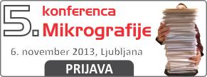 5. konferencija Mikrografije