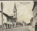 Bosanski Brod, Glavna ulica, 1916.