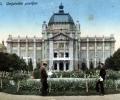 Zagreb, Umjetnički paviljon, 1920.
